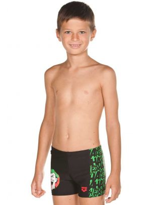 ARENA - COSTUME SHORT JR - JOKER - 002007500 - BLACK/MULTI - MAXFIT