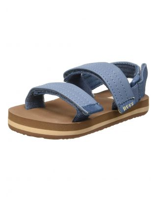 REEF - SANDALO JUNIOR - LITTLE AHI CONVERTIBLE - TNA-3VD6 - TAN/NAVY