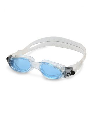 AQUASPHERE - OCCHIALINO KAIMAN - 188.590 - CLEAR - LIGHT BLUE LENSES