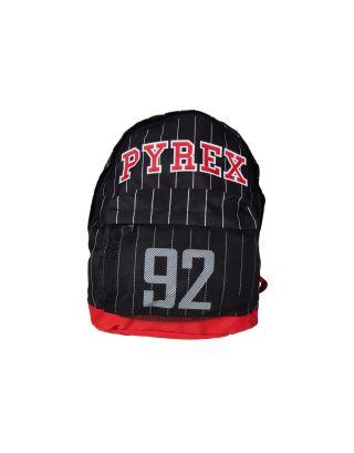PYREX - ZAINO - 35x43x16 - PY19017N - BLACK/RED