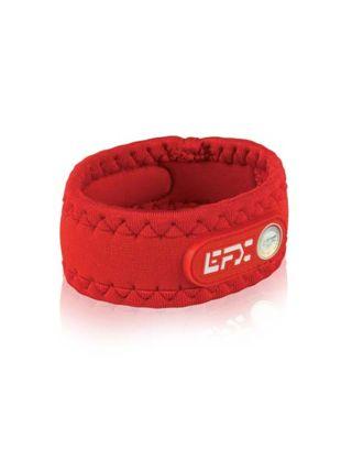 EFX - BRACCIALETTO NEOPRENE - 2 OLOGRAMMA - RED/WHITE - ROSSO/BIANCO