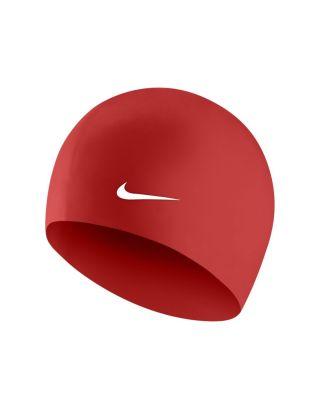 NIKE - CUFFIA SILICONE - SOLID CAP - 93060-614 - RED