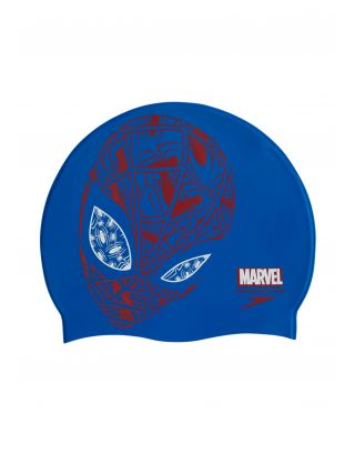SPEEDO - CUFFIA JUNIOR SLOGAN PRINT CAP - 08386C842 - BLUE/RED