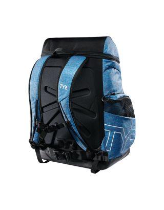TYR - ZAINO - ALLIANCE HEATHER PRINT - 51x34x27cm (45L) - LATBPHTR-390 - BLUE/PINK