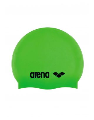 ARENA - CUFFIA JUNIOR - CLASSIC SILICONE JR - 9167065 - ACID LIME/BLACK