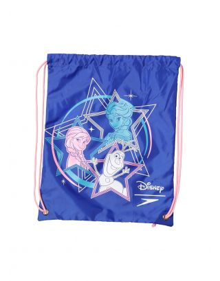 SPEEDO - SACCA - DISNEY FROZEN BAG - 12L - 08034C789 - BLUE/PINK