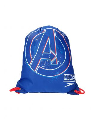 SPEEDO - SACCA - MARVEL AVENGERS BAG - 12L - 08034C704 - BLUE/RED