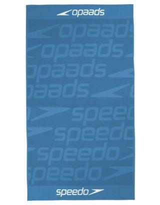 SPEEDO - TELO SPUGNA - EASY TOWEL LARGE - 90x170cm - 7033E0003 - JAPAN BLUE