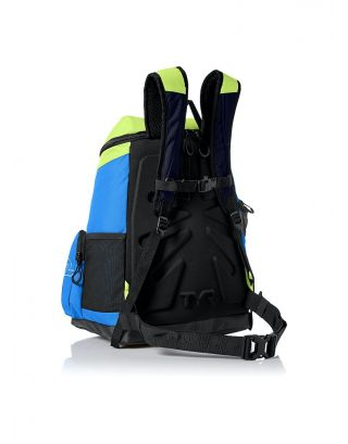 TYR - ZAINO - ALLIANCE - 45x32x24cm (30L) - LATBP30B-487 - BLUE/GREEN