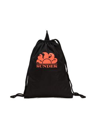 SUNDEK - SACCA ZAINO - IRVINE - AM411ABP8600-004 - BLACK