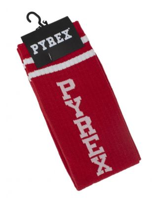PYREX - CALZE IN SPUGNA UNISEX - PY34212 - RED