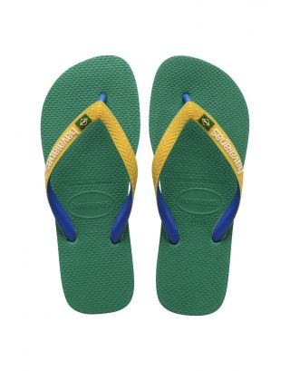 HAVAIANAS - INFRADITO UNISEX - BRASIL MIX - 4123206-2078 - TROPICAL GREEN