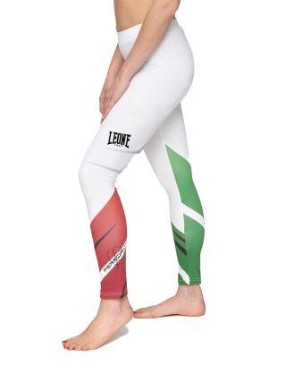 LEONE - LEGGINGS REVO DONNA - AB814 - WHITE