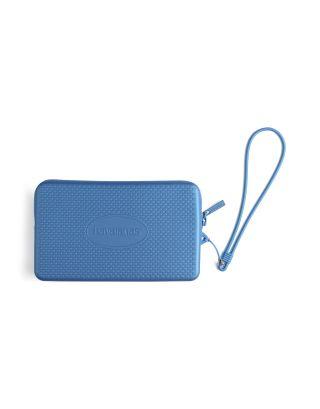 HAVAIANAS - MINI BAG PLUS COOL - 15x9x3 cm - 4141386-7710 - METALLIC BLUE
