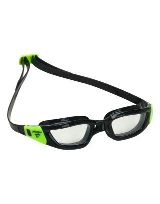 PHELPS - OCCHIALINO TIBURON - 189.290 - BLACK/BRIGHT GREEN - CLEAR