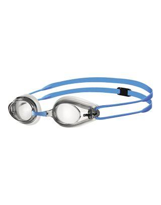 ARENA - OCCHIALINO TRACKS JR - 1E55917 - CLEAR, LIGHT BLUE