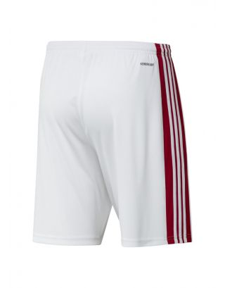 ADIDAS - PANTALONCINO/SHORT - SQUAD - GN5770 - WHITE/RED