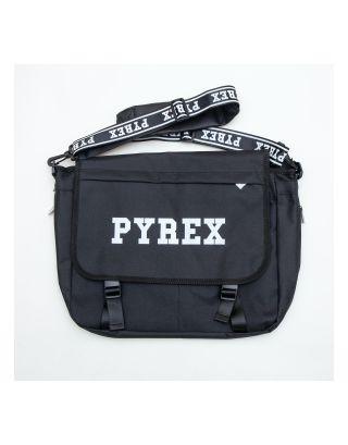 PYREX - BORSA - 45x35x5 cm - PY19012N - BLACK