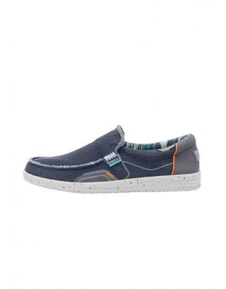 DUDE - SCARPA UOMO - MIKKA HAWK - 150302124 - BLUE HORIZON