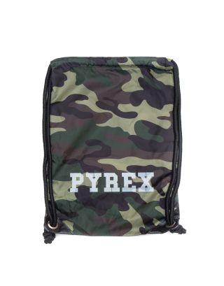 PYREX - SACCA MESH BAG - PY7021C - GREEN CAMO