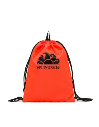 SUNDEK - SACCA ZAINO - IRVINE - AM411ABP8600-047 - FLUO ORANGE