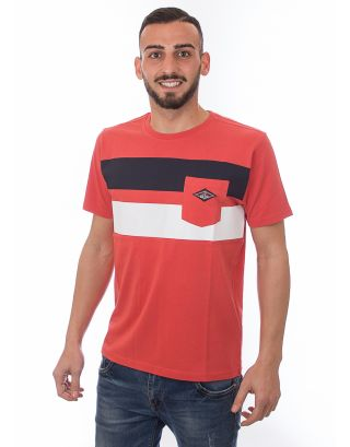 BEAR - T-SHIRT S/S - INSERT - 292008-0701 - CORAL
