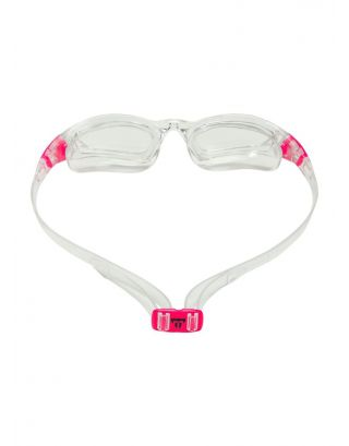 PHELPS - OCCHIALINO TIBURON - 189.340 - CLEAR/PINK - CLEAR
