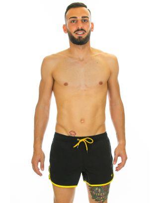 EMPORIO ARMANI - COSTUME SHORT - 211741 9P423 00020 - BLACK
