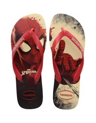 HAVAIANAS - INFRADITO UNISEX - TOP MARVEL - 4139511-2090 - RUBY RED