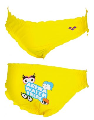 ARENA - COSTUME JR - SLIP BIMBA - AWT KIDS - 000611351 - YELLOW STAR