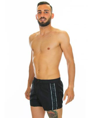 EMPORIO ARMANI - COSTUME SHORT - 211742 9P425 00020 - BLACK