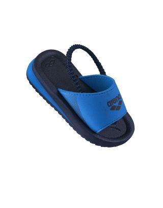 ARENA - CIABATTA BIMBO - BEAT KIDS - 8128070 - NAVY, FAST BLUE