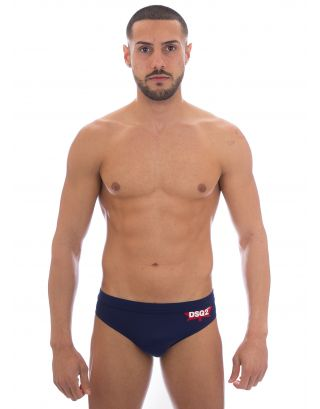 DSQUARED2 - COSTUME SLIP/BRIEF - D7B211790 300 - NAVY
