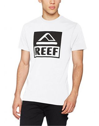 REEF - T-SHIRT LOGO TEE BIG - RA3FBFWHI - WHITE