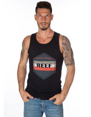 REEF - CANOTTA PEELER TANK - RF0A3FA8BLA - BLACK