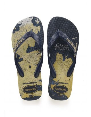 HAVAIANAS - INFRADITO UNISEX - TOP GAME OF THRONES - 4141854-0154 - SAND GREY