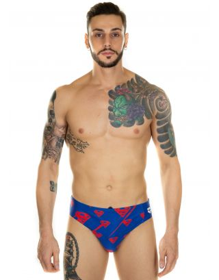 ARENA - COSTUME SLIP - SUPER HERO - 001528720 - SUPERMAN MULTI - MAXFIT