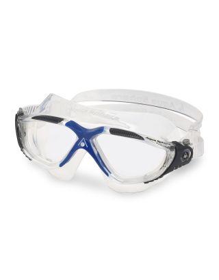 AQUASPHERE - MASCHERA VISTA TECHNOLOGY - 188.080 - CLEAR/GREY/BLUE - CLEAR LENSES