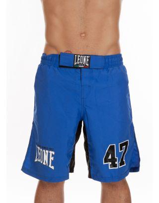 """LEONE - PANTALONCINO """"MMA"""" - AB777 - BLUE"""