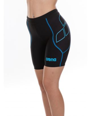 ARENA - W TRIJAMMER ST - 1A91755 - BLACK, TURQUOISE