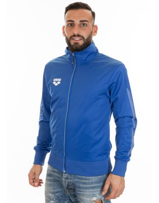 ARENA - GIACCA TL KNITTED POLY JACKET - 1D35280 - ROYAL