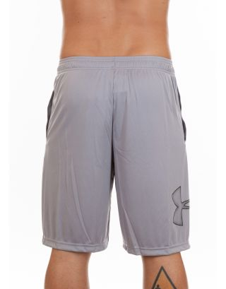 UNDER ARMOUR - SHORTS UOMO - UA TECH™ GRAPHIC - 1306443-035 - STEEL GREY