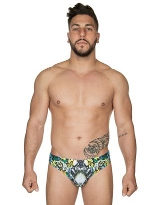 JUST CAVALLI - COSTUME SLIP/BRIEF - E6B210090-998 - BLACK