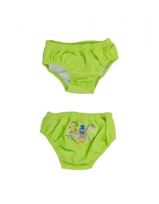 SPEEDO - COSTUME PANNOLINO - TYKE - LIME GREEN - 03-274-7133