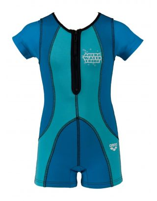 ARENA - AWT WARMSUIT JUNIOR - 9524611 - MARTINICA, BLUE