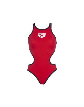 ARENA - COSTUME INTERO - ONE BIG LOGO - 001198450 - RED/BLACK - MAXLIFE