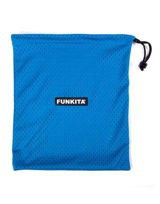 FUNKITA - SACCA MESH BAG - FTSSMBPL03 - 25x25 - BLUE ROYAL