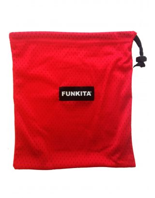 FUNKITA - SACCA MESH BAG - FTSSMBPL03 - 25x25 - RED