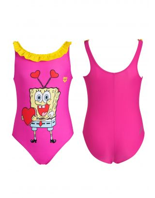 ARENA - COSTUME INTERO JR - SPONGE LOVE - 1A88993- ROSE - WATERFEEL X-LIFE
