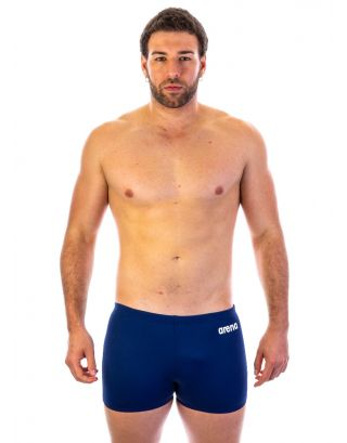 ARENA - COSTUME BOXER - SOLID SHORT - 2A25775 - NAVY/WHITE - MAXLIFE